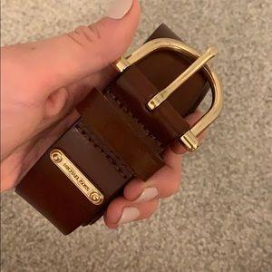 Michael Kors Accessories - Michael Kors brown belt